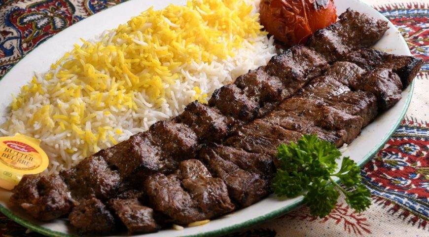 Recipe for Kebab Koobideh
