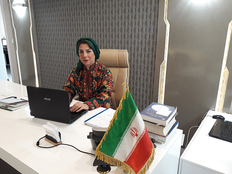 Fatemeh Fereidooni